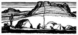 Mining Camp Peace